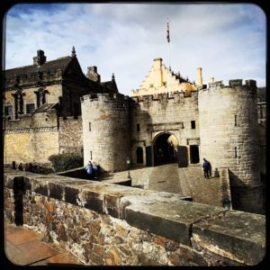 Stirling Castle Stirlingshire Private Tour Holiday