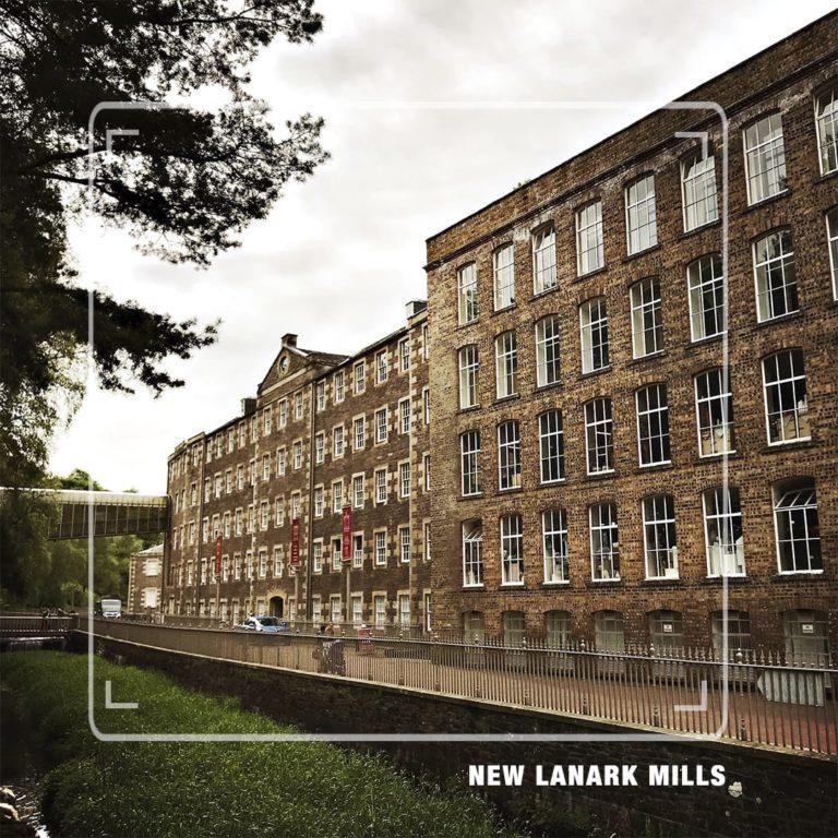 Mühle New Lanark